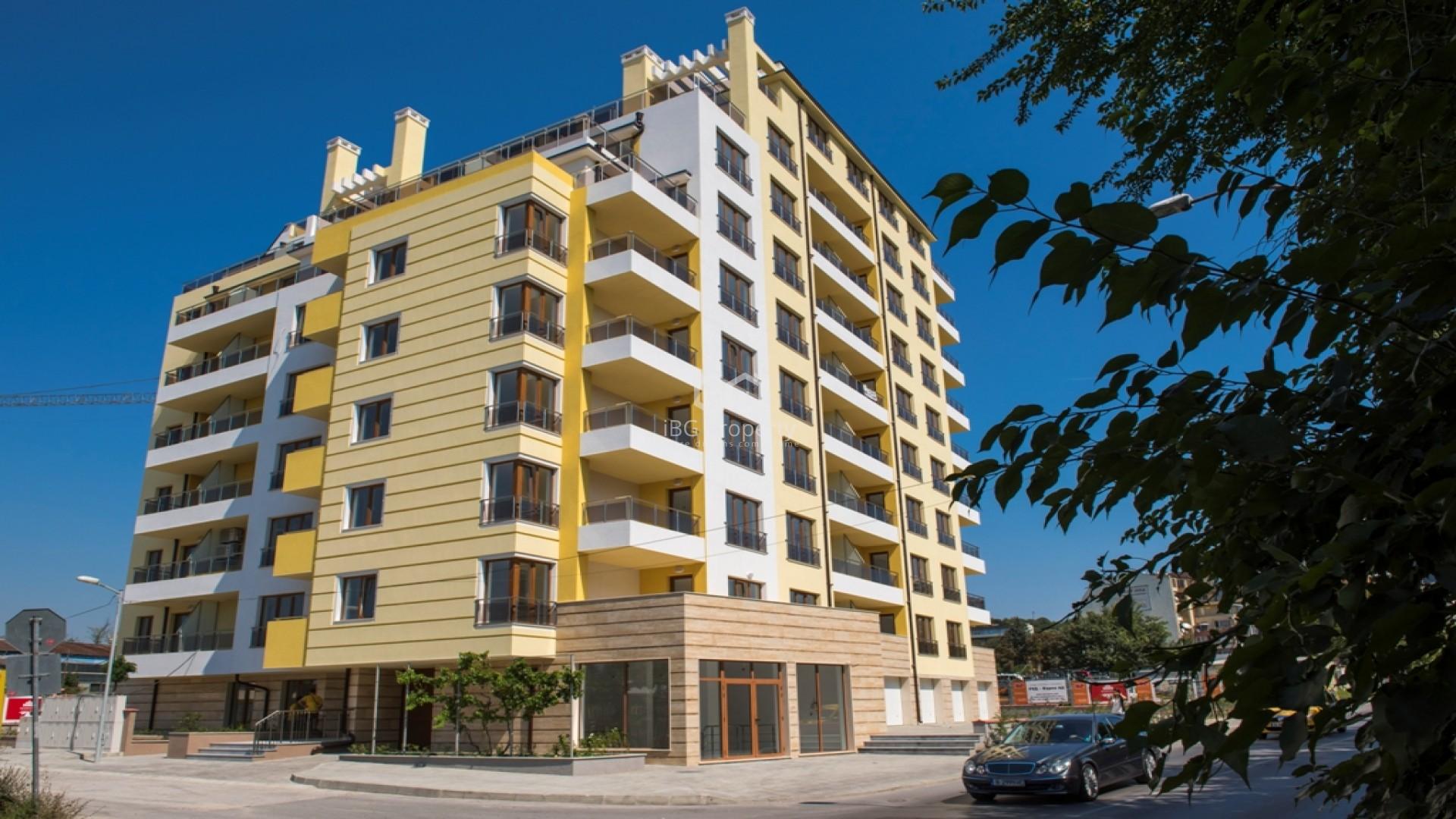 One bedroom apartment Pobeda Varna 77,44 m2
