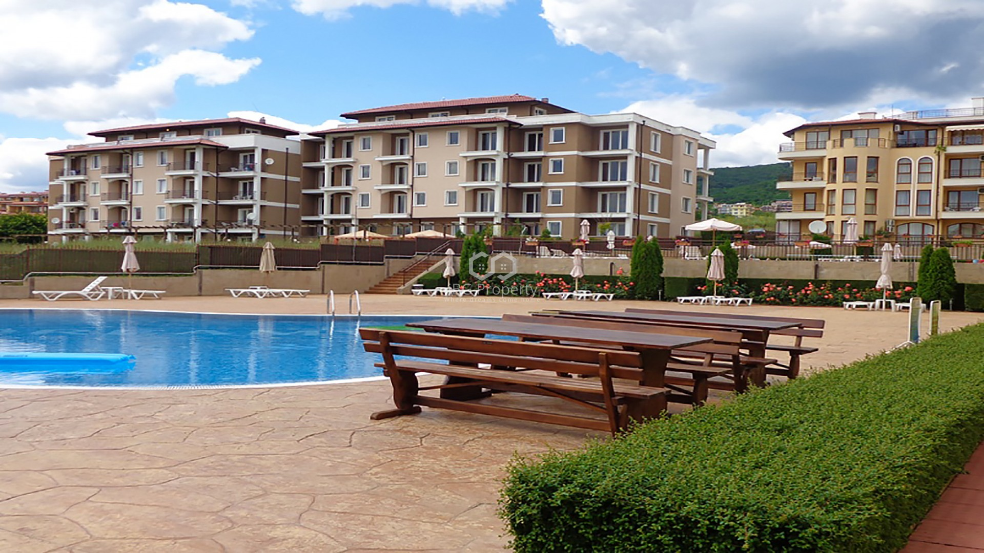 Two bedroom apartment St. Vlas 86,92 m2