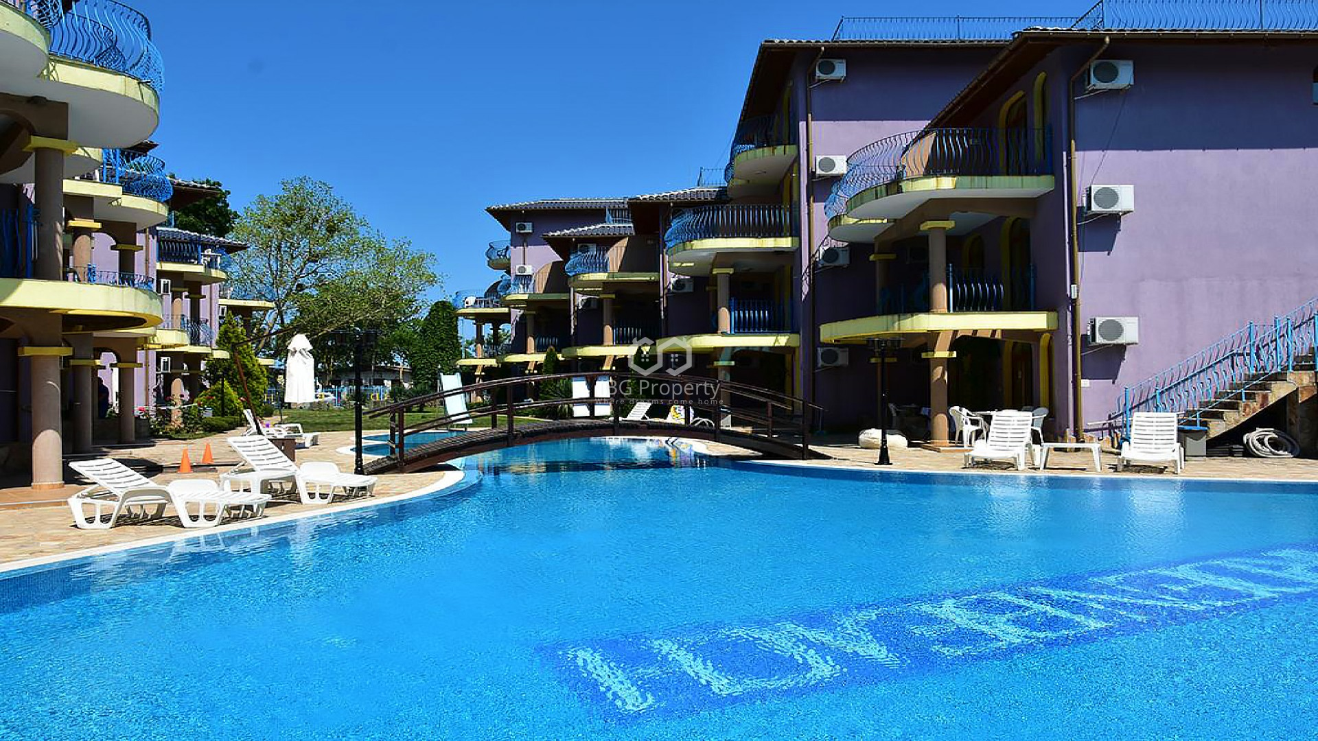 One bedroom apartment Sozopol 50 m2