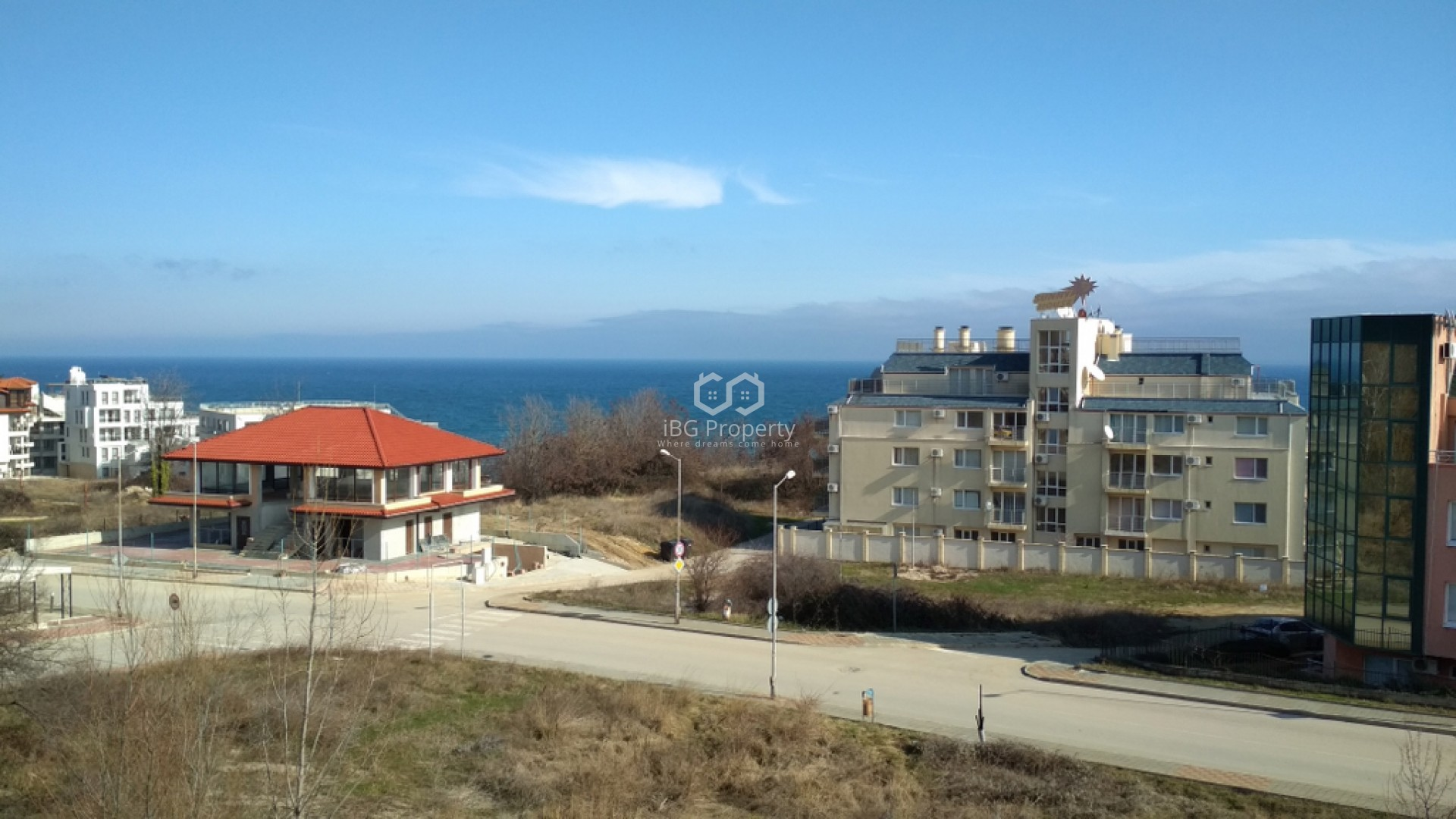 EXCLUSIVE OFFER! One bedroom apartment Byala 48,25 m2