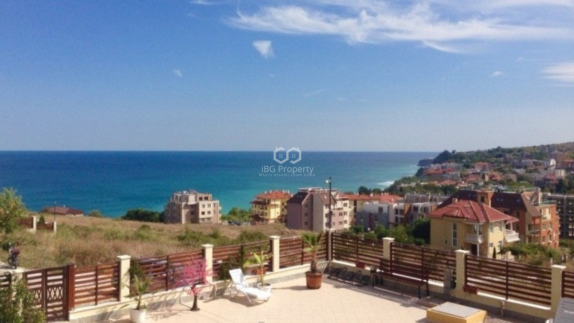 EXCLUSIVE OFFER! One bedroom apartment Byala 42 m2