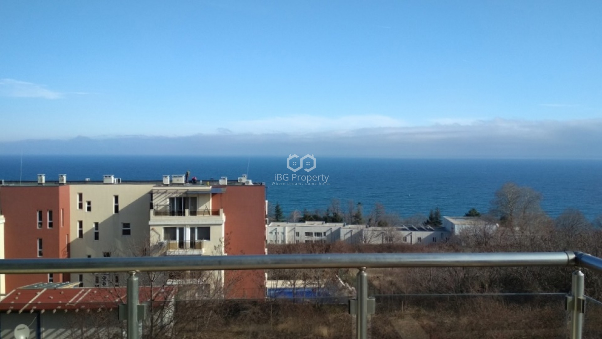 EXCLUSIVE OFFER! One bedroom apartment Byala 68 m2