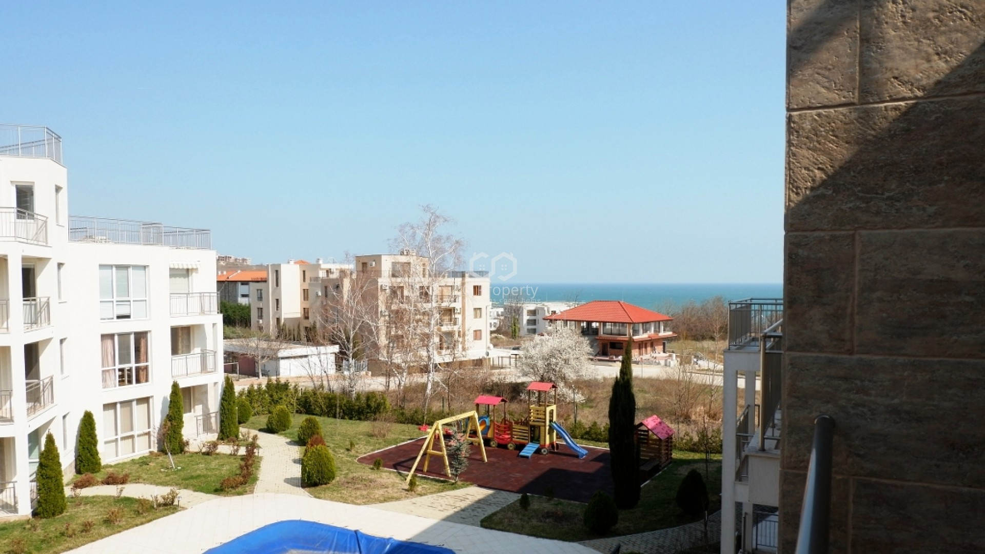 EXCLUSIVE OFFER! One bedroom apartment Byala 56,37 m2