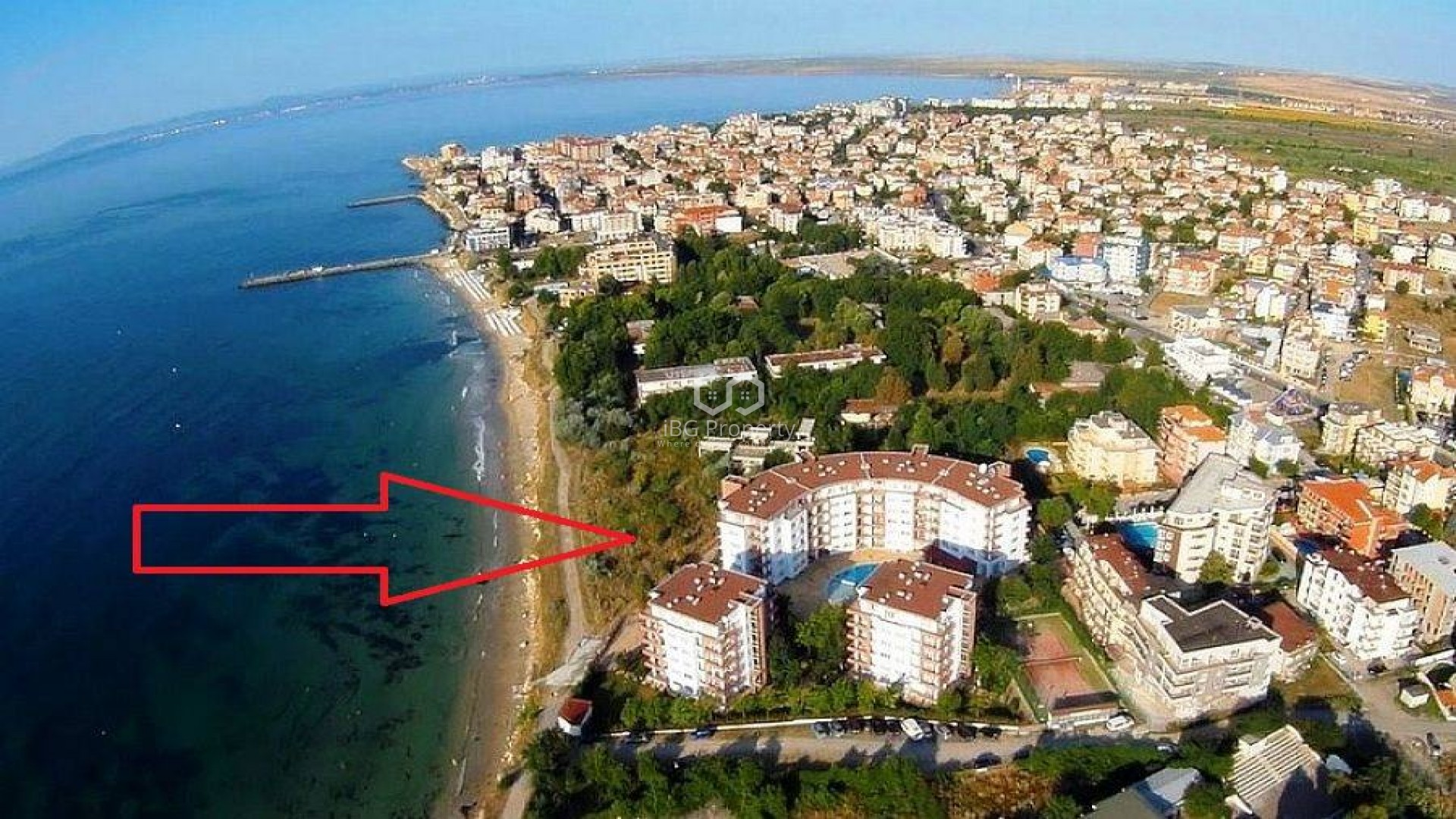 One bedroom apartment Byala 80 m2
