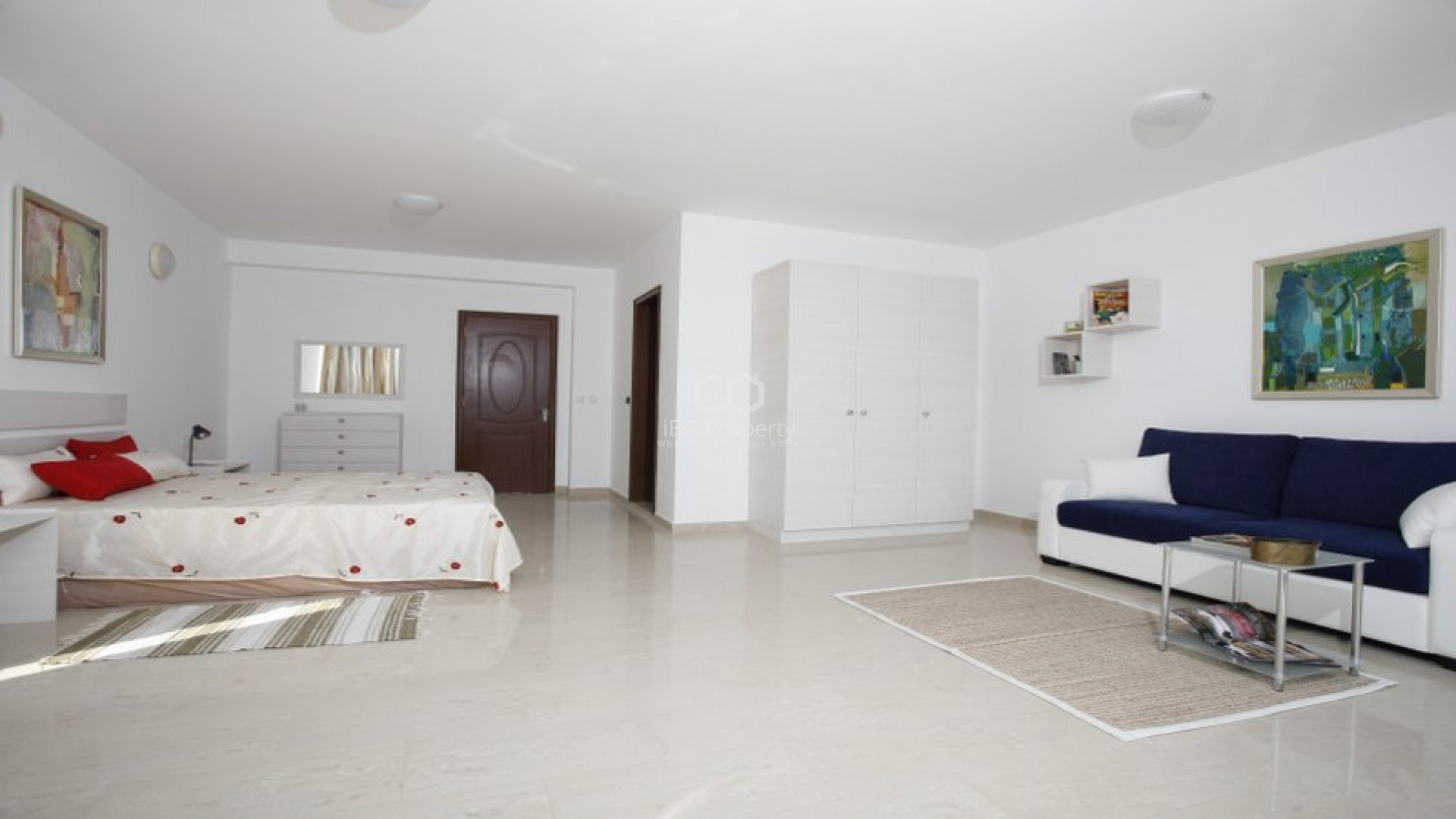 One bedroom apartment Byala 77 m2