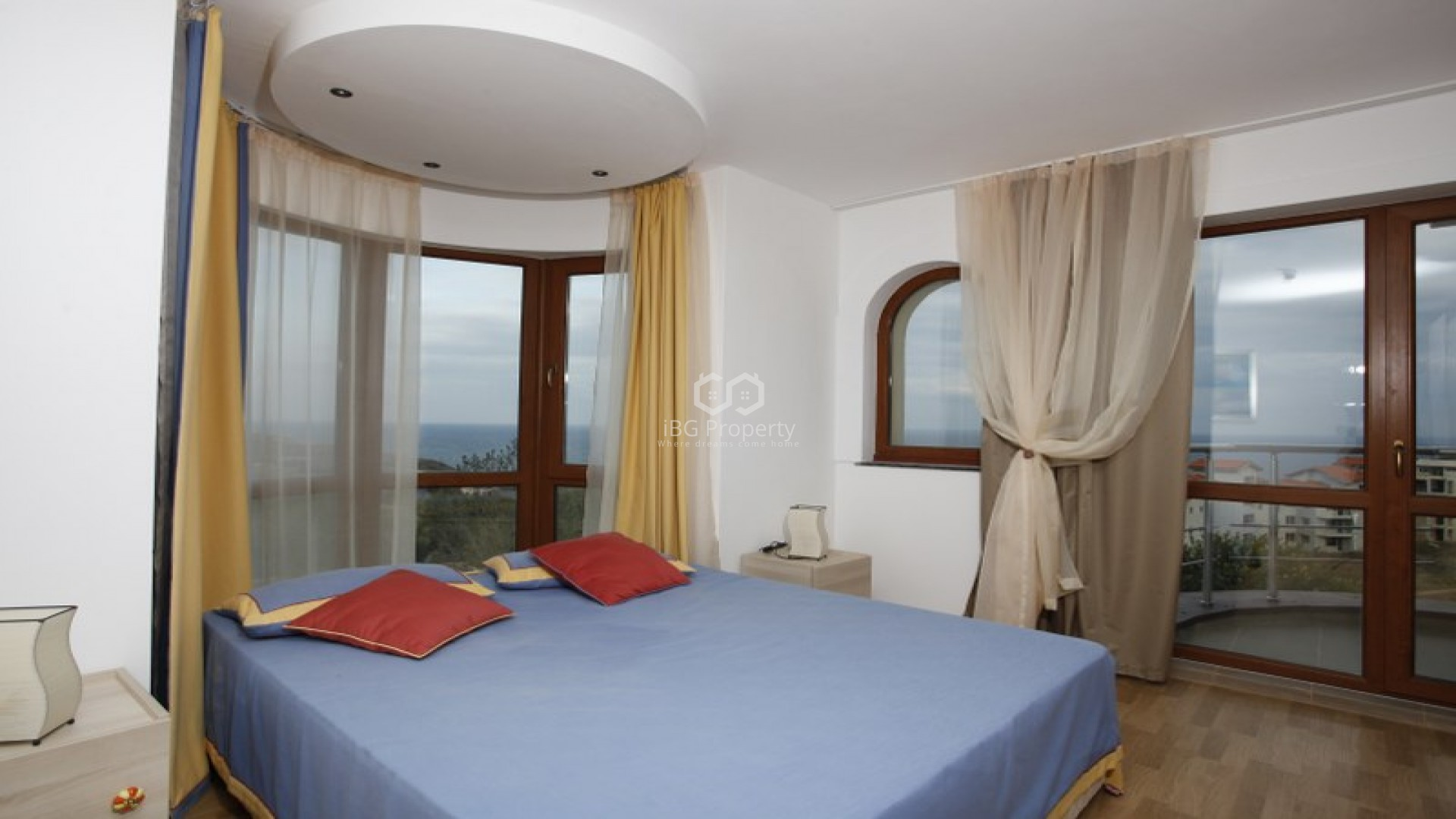 EXCLUSIVE OFFER! One bedroom apartment Byala 75 m2