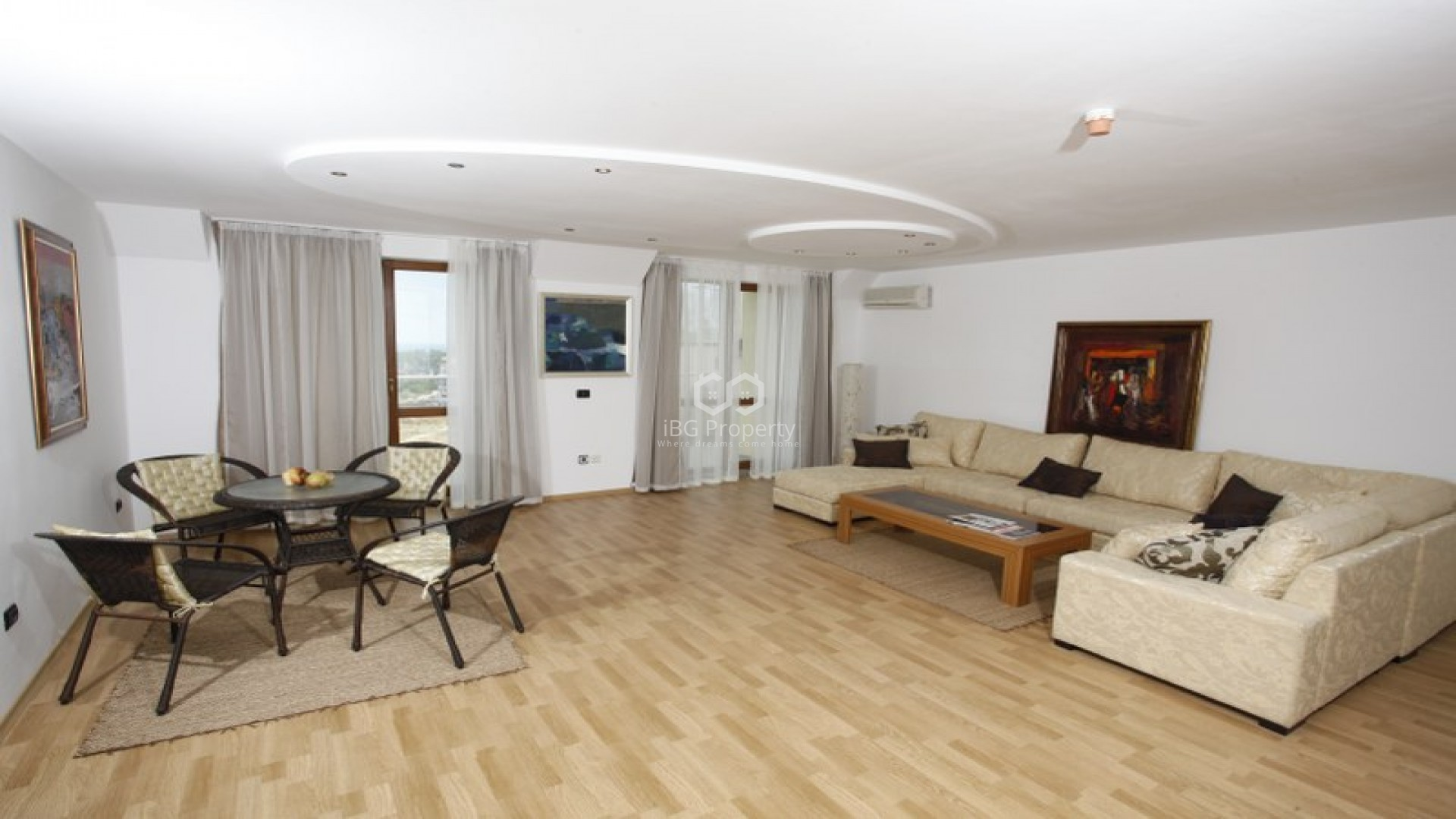 EXCLUSIVE OFFER! One bedroom apartment Byala 143 m2
