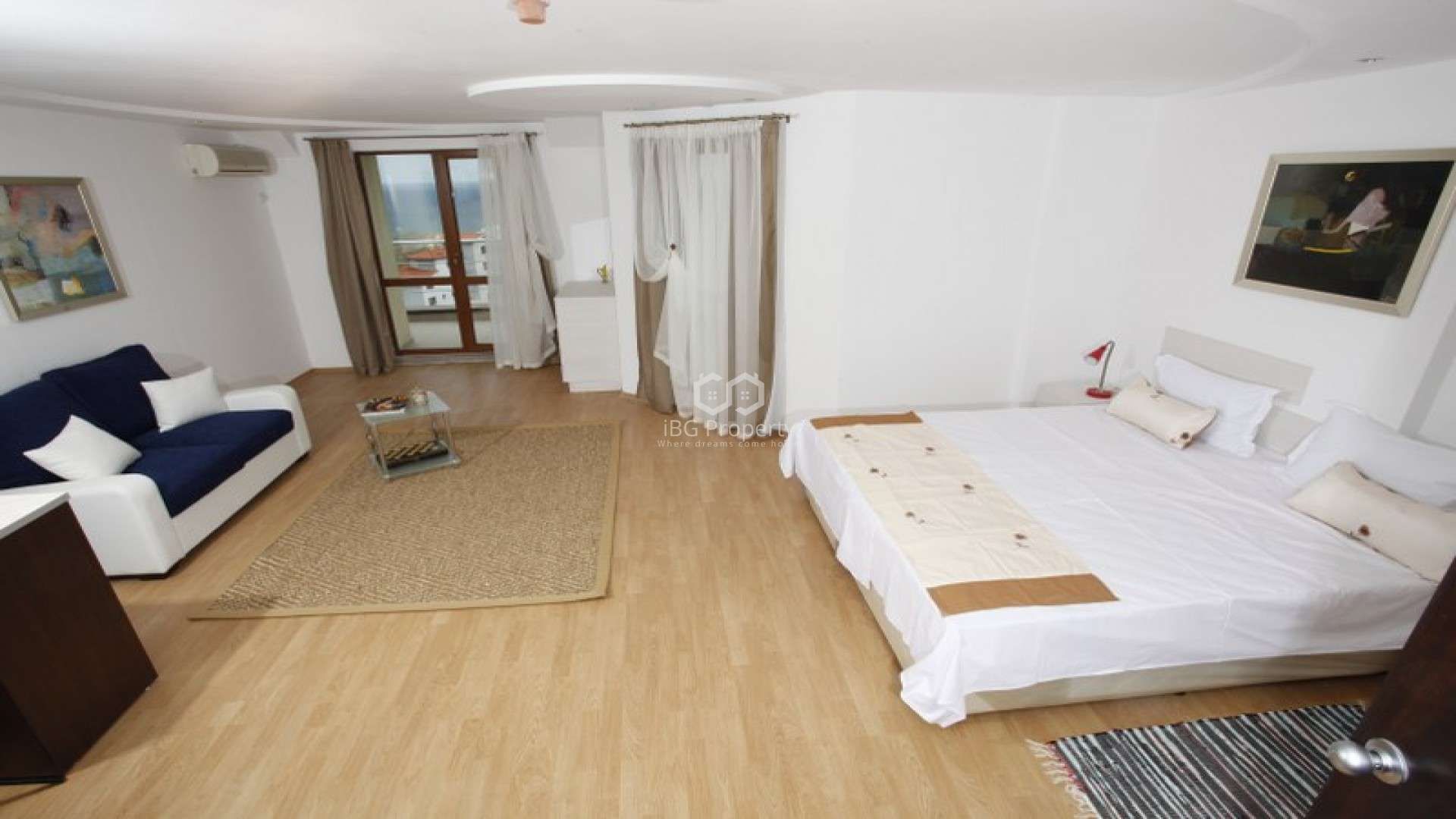 One bedroom apartment Byala 75 m2