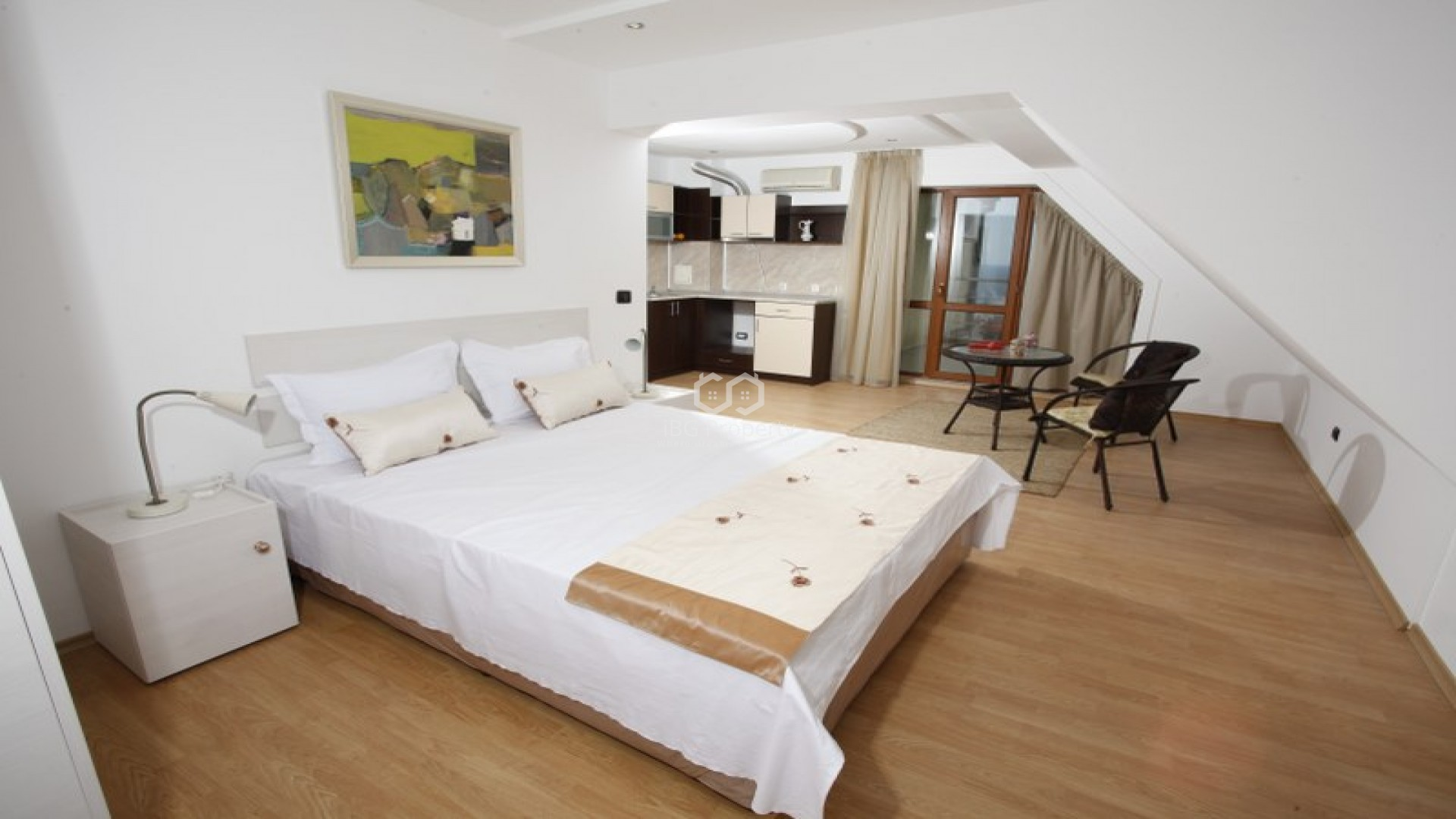 EXCLUSIVE OFFER! One bedroom apartment Byala 86 m2