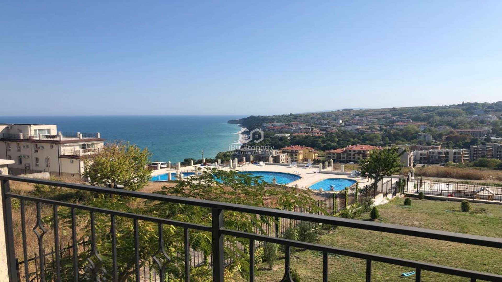 EXCLUSIVE OFFER! One bedroom apartment Byala 78 m2