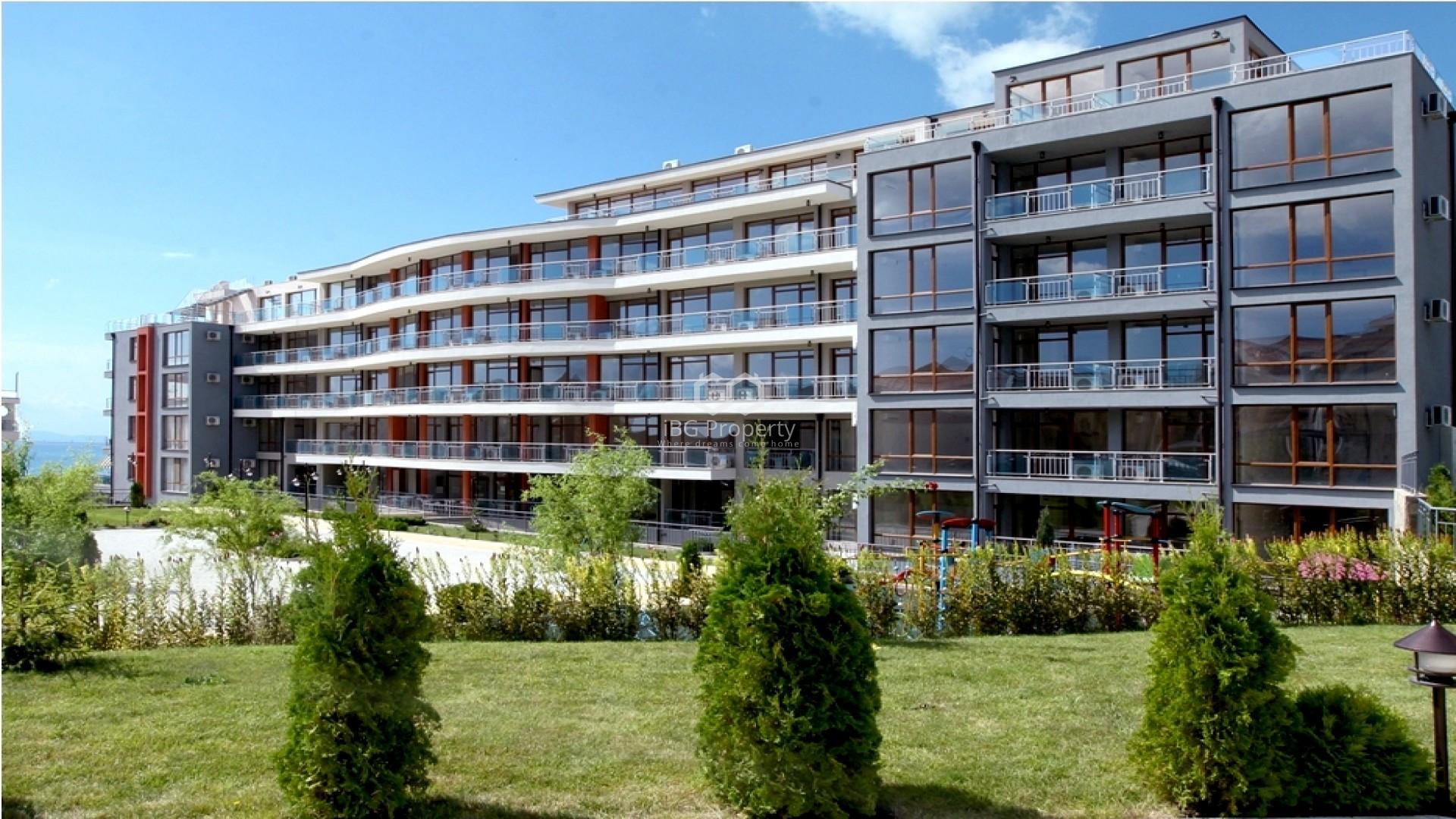 Two bedroom apartment Sveti vlas 68.36 sq.m.