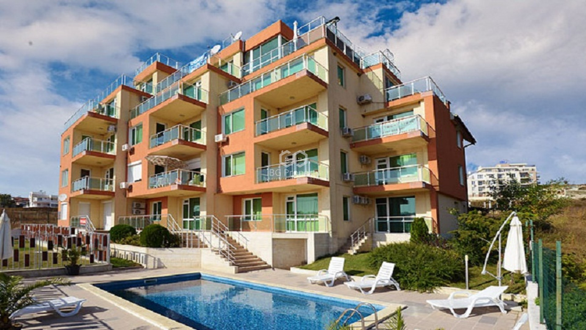 EXCLUSIVE OFFER! Two bedroom apartment Byala 104 m2