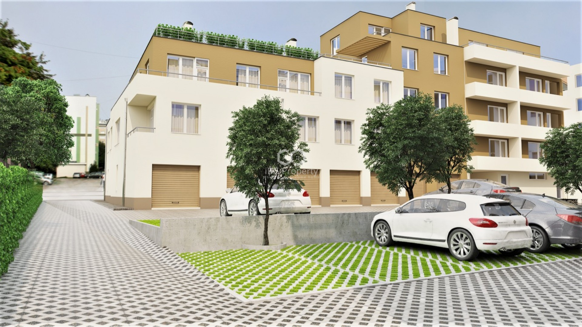 Two bedroom apartment  Burgas 79,93 m2