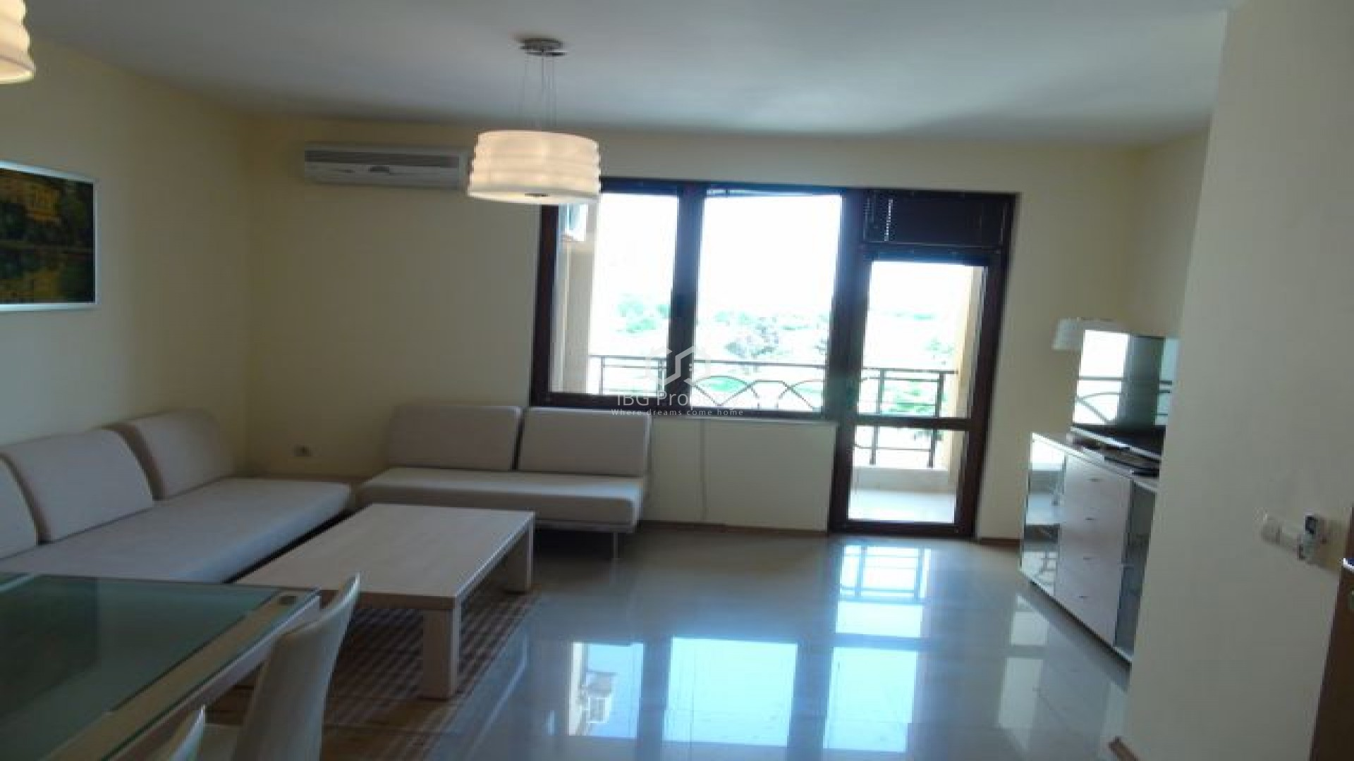 One bedroom apartment Balchik 67 m2