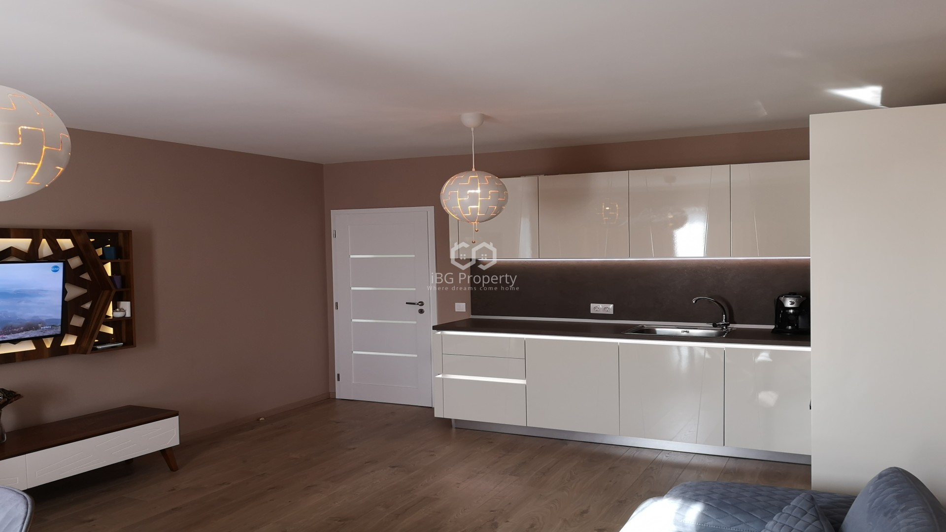 One bedroom apartment Varna 71 m2