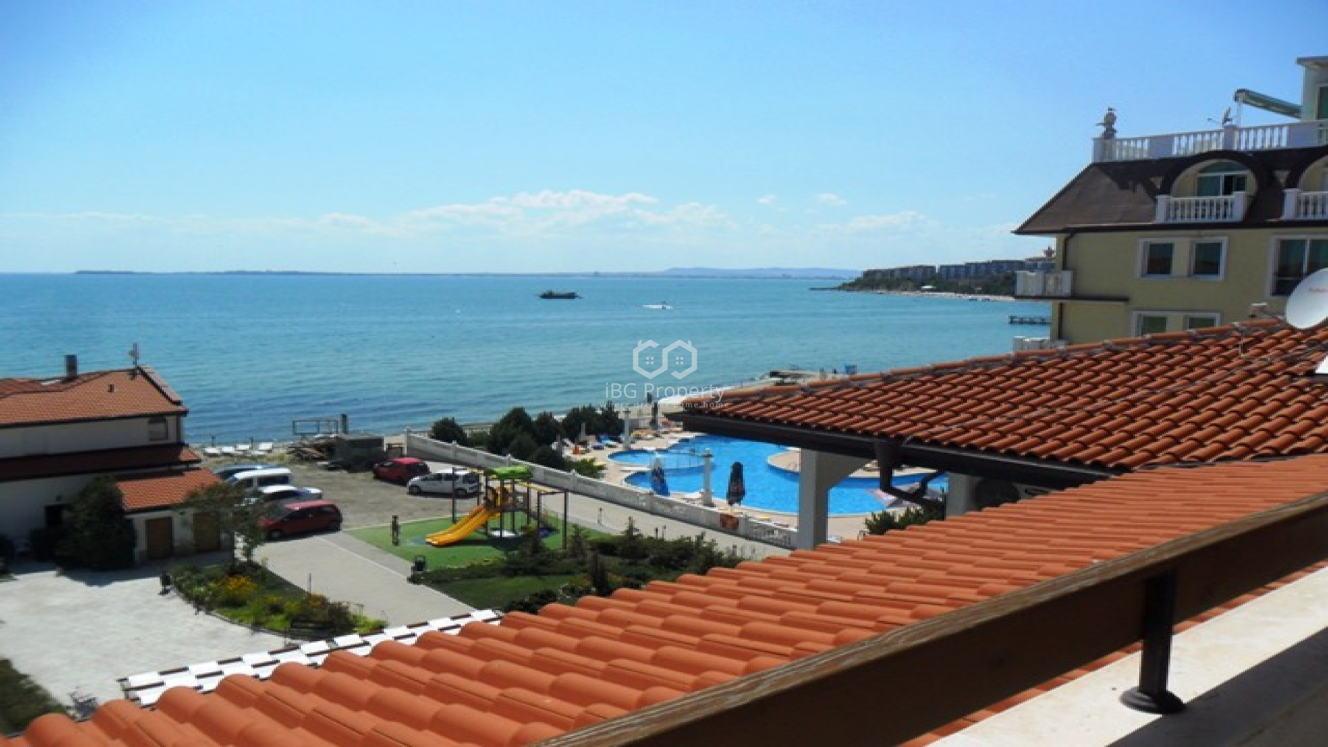 One bedroom apartment Elenite 65 m2