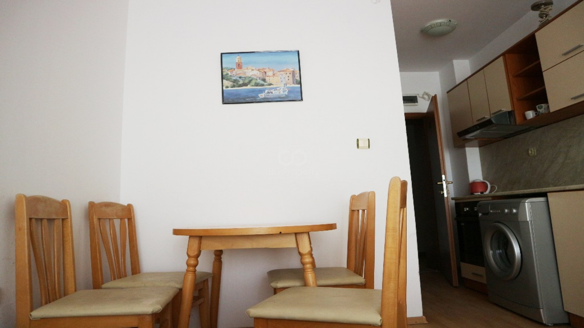One room apartment Sunny Beach 31 m2