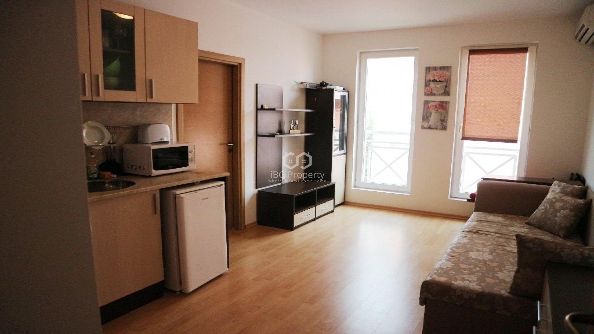 One bedroom apartment Sunny Beach 44 m2