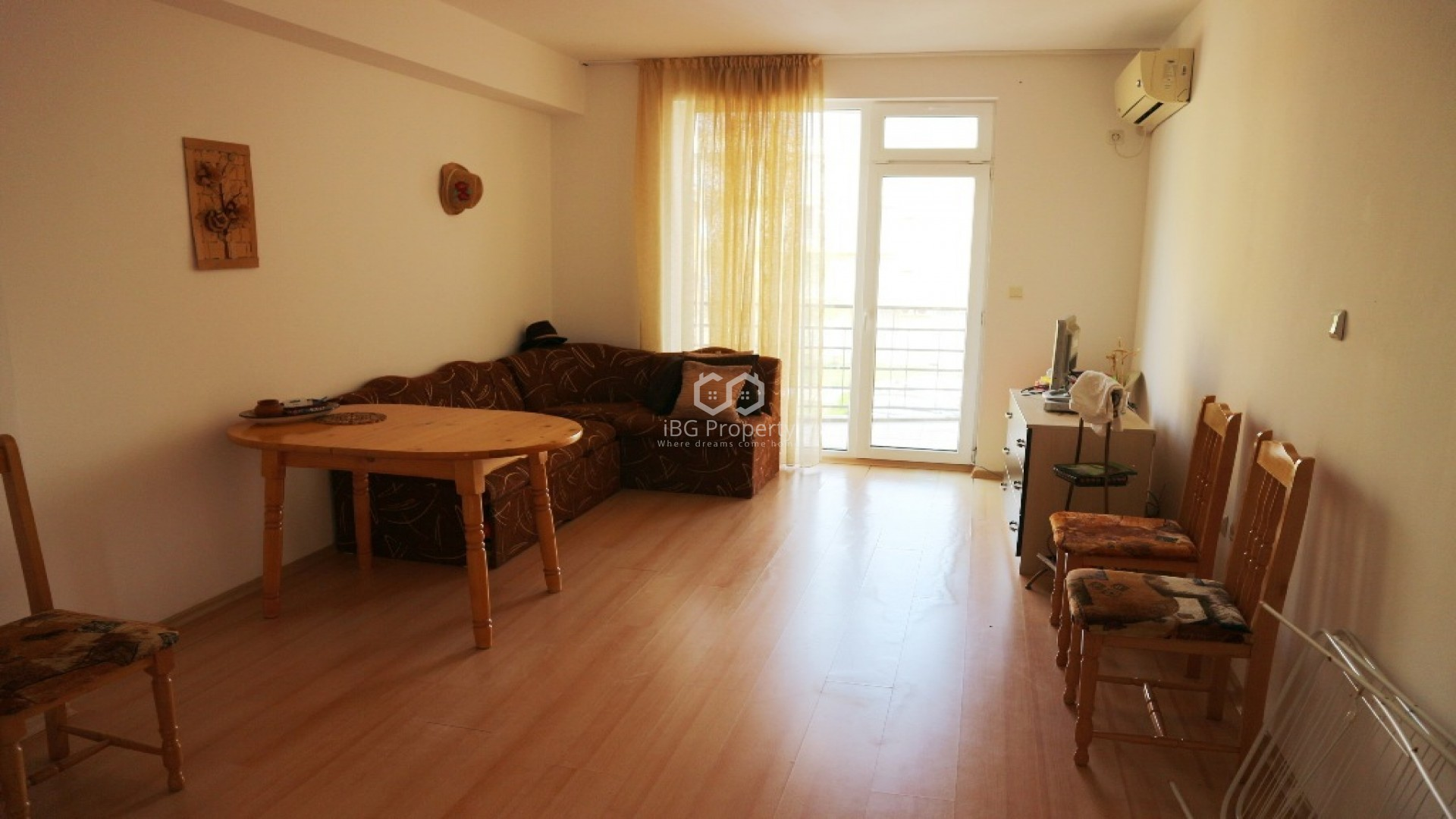 One bedroom apartment Sunny Beach 54 m2