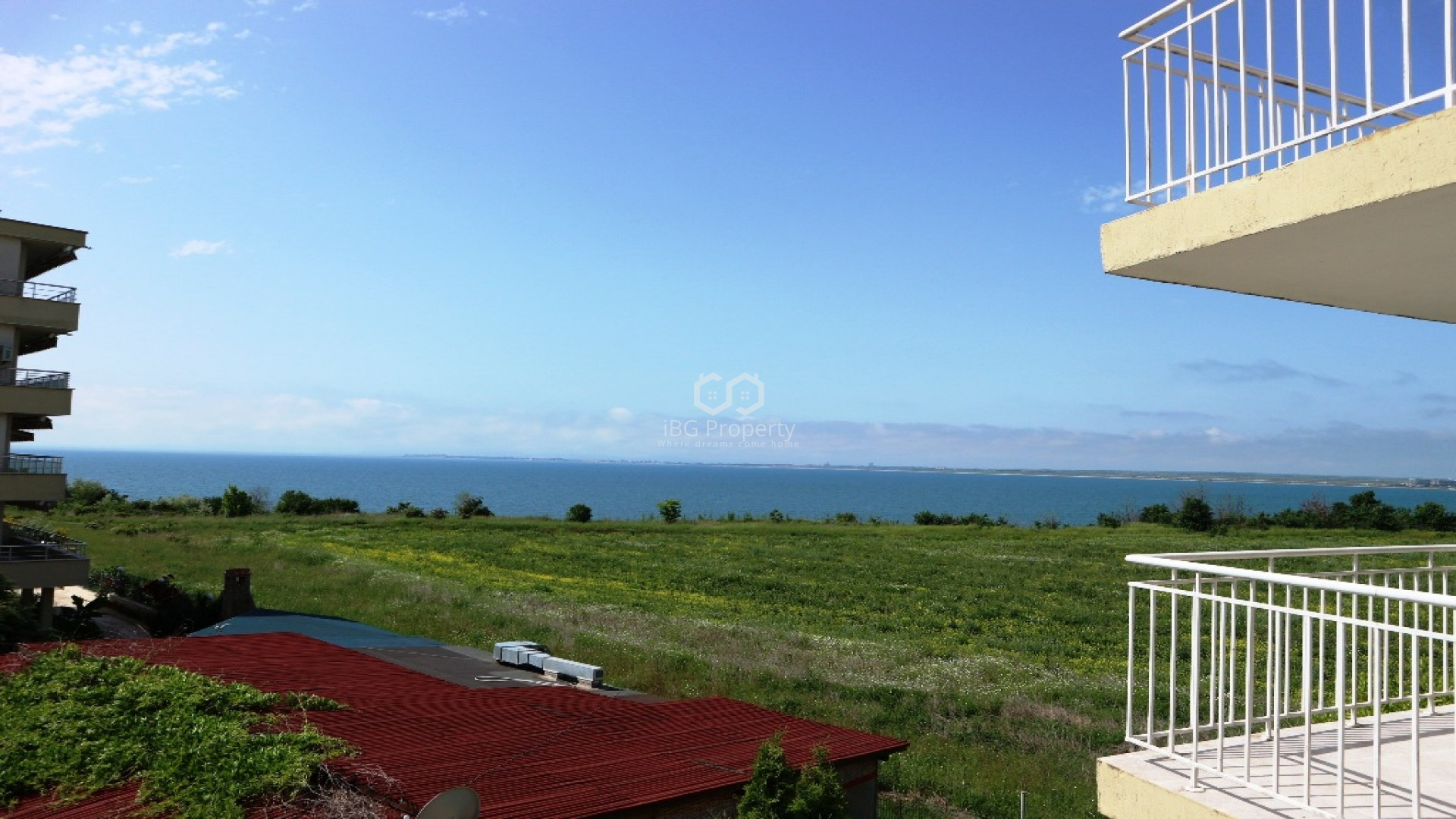 Two bedroom apartment Sunny Beach 81 m2