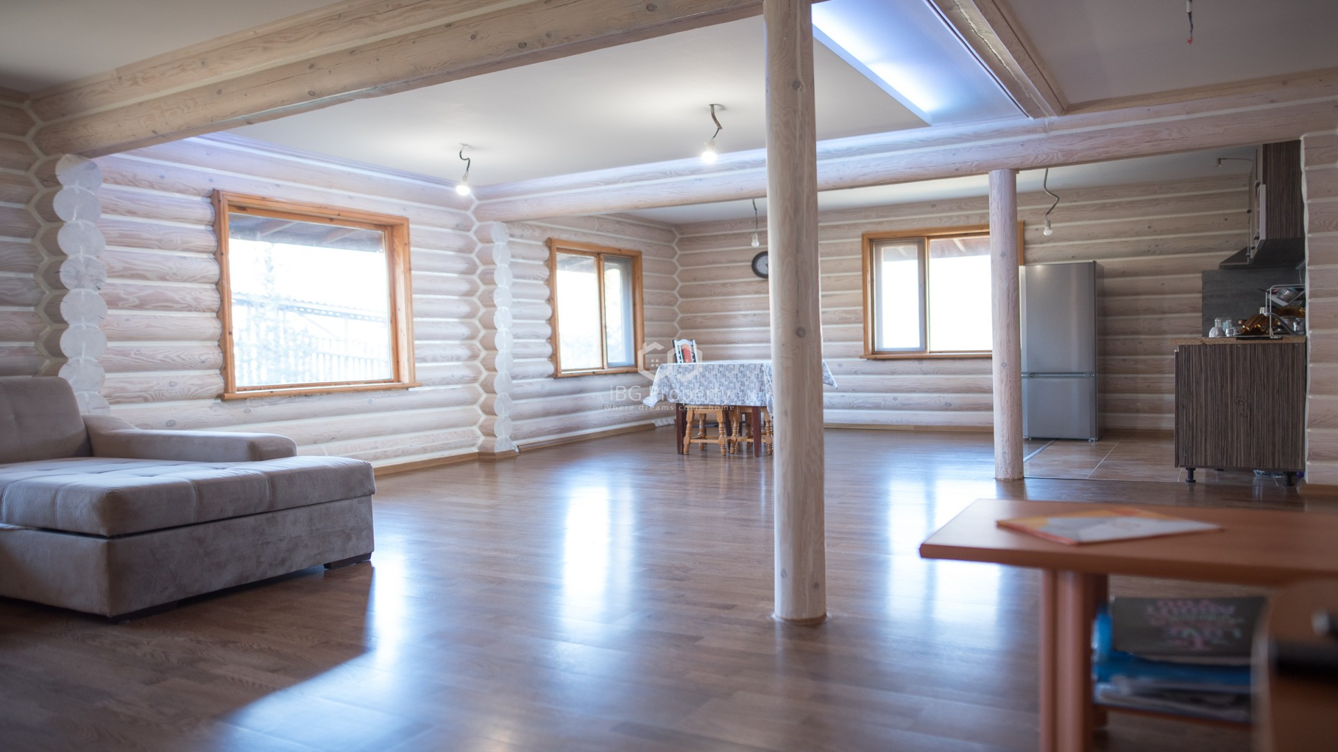 ECO villa on the Black sea coast 302 m2