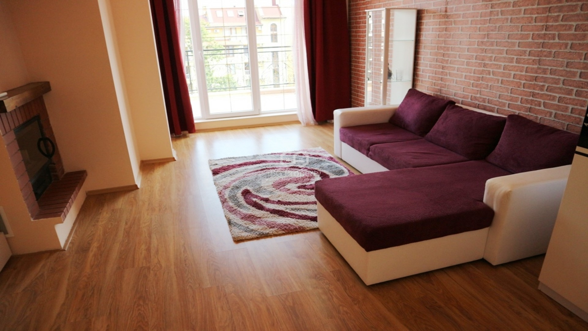Two bedroom apartment Sunny Beach 101 m2